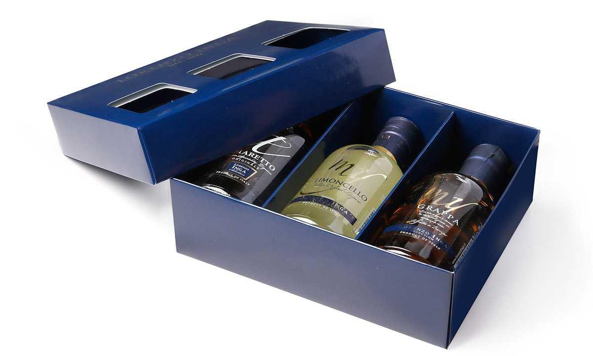 Originele drankverpakking
